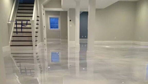 Boston oncrete Flooring xperts poxy Floors in Boston M - ^
