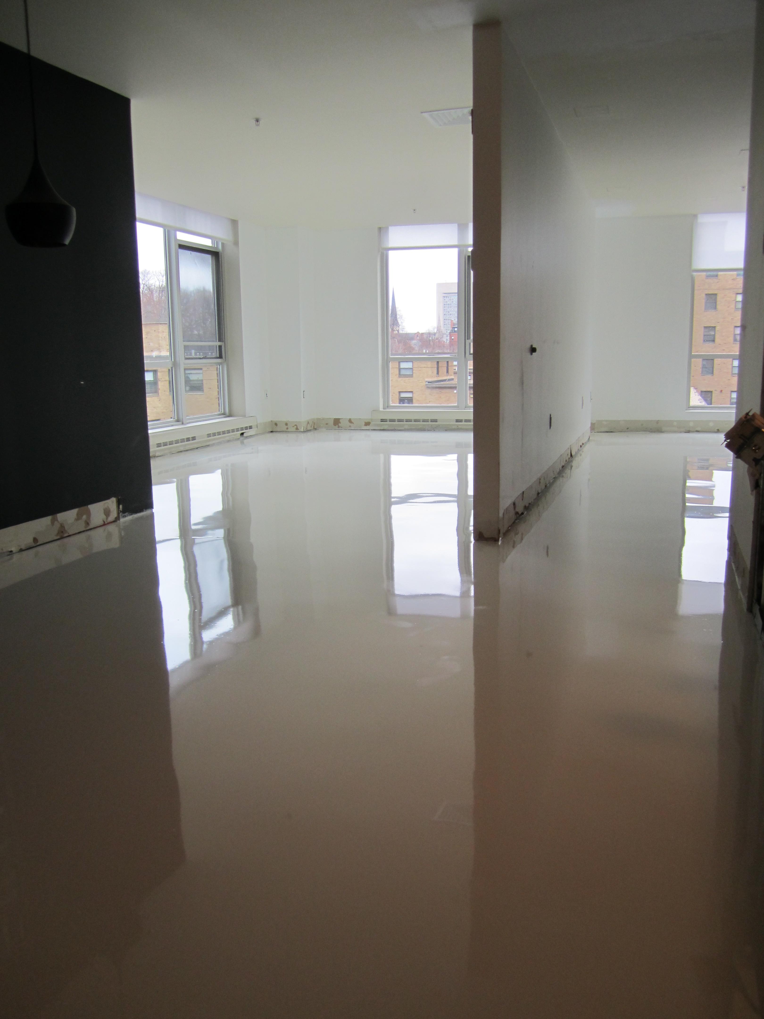 Epoxy Floor Paint And Coating Repair Contractors In Boston