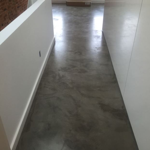 Polished Concrete Floors: Decorative Options