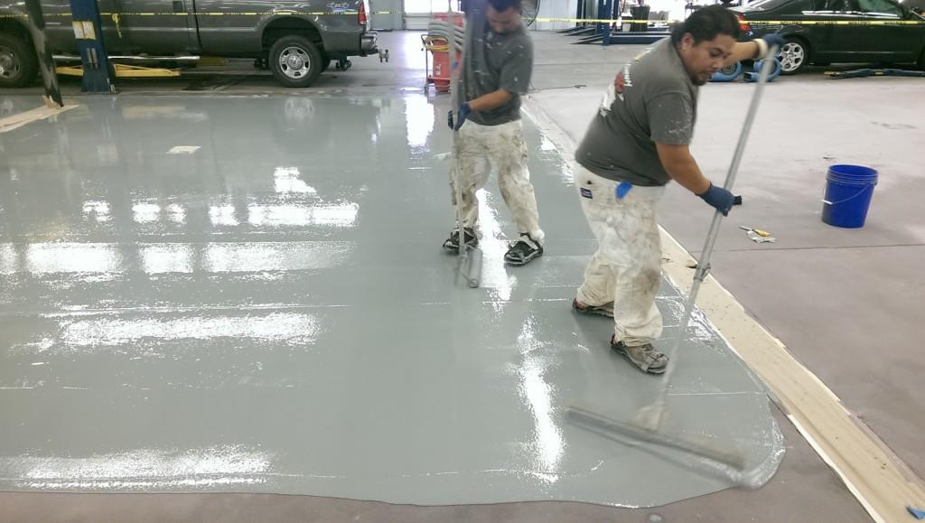What Is The Cost Of Epoxy Floor Coatings Epoxy Flooring